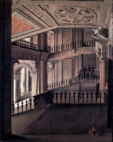 - Eduard Gaertner Staircase in the Berlin Palace - 20.05