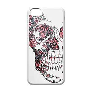 IPHONE Phone Case Of colorful cute skull boy ,Hard Case !Slim and Light weight and won't fade, Scratch proof and Water proof.Compatible with All Carriers Allows access to all buttons and ports. For Samsung Galaxy S5 I9600
