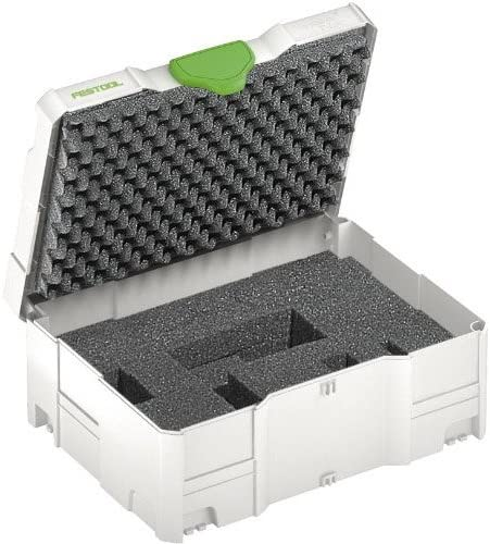 Festool mousse utilisation SYS-VARI SE TL Nº 497877 pour SYS 1-5 T-LOC