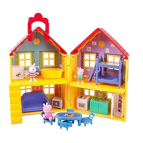 (Peppa Pig Deluxe House Set)