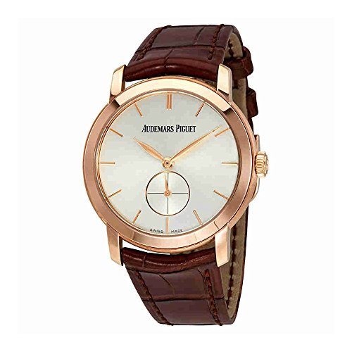 Audemars Piguet Jules Audemars Small Seconds Silver Dial Ladies Watch 77238OR.OO.A088CR.01