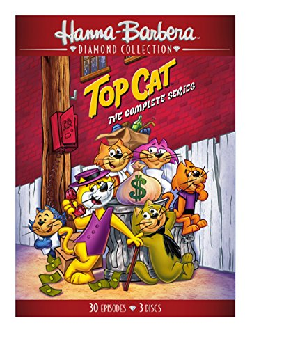Olds 98 Top - Top Cat: The Complete Series