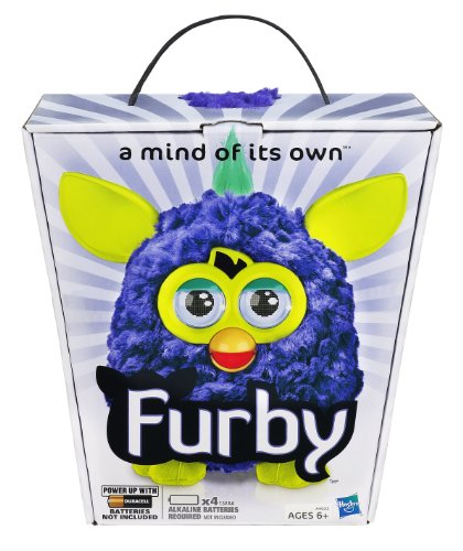 Hasbro Furby, Blue/Yellow