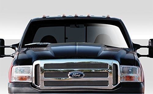 - Duraflex Replacement for 1999-2007 Ford Super Duty F250 F350 F450 F550 / 2000-2005 Ford Excursion Cowl Hood - 1 Piece