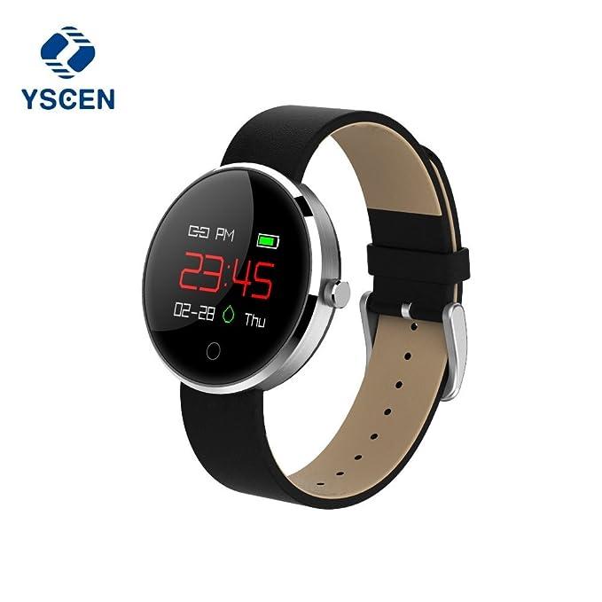 YSCEN DM78 Smartwatch Moda Deporte Hombre Mujer Smart Watch ...