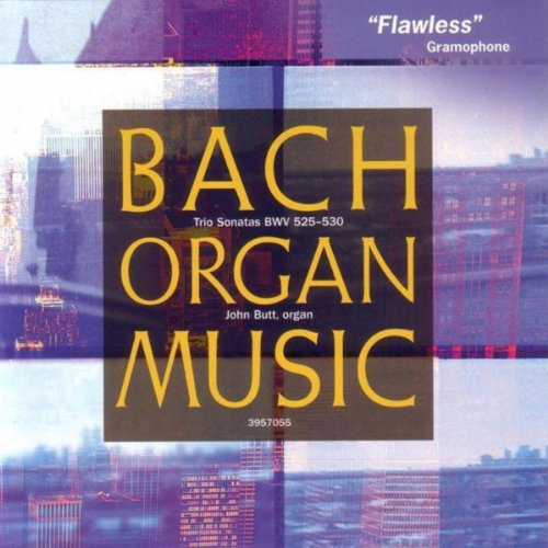 Bach: Trio Sonatas for Organ BWV 525-530