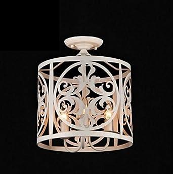 Casa Padrino Barock Decken Kronleuchter Creme Gold 43 X H 36 Cm Antik Stil    Möbel