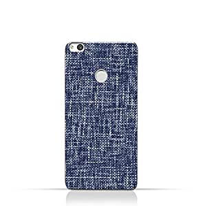 AMC Design Huawei Nova Lite TPU Silicone Case with Brushed Chambray Pattern