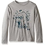 Under Armour Boys' Get Hype Long Sleeve