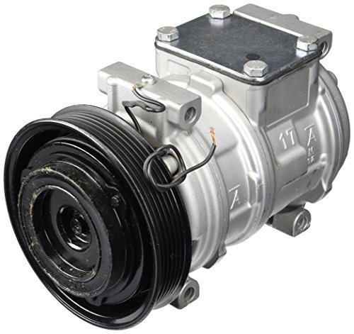 Four Seasons 57381 Remanufactured Air Conditioning Compressor by Four Seasons