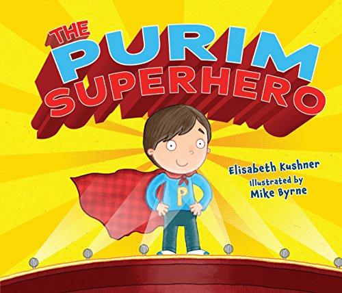 The Purim Superhero -