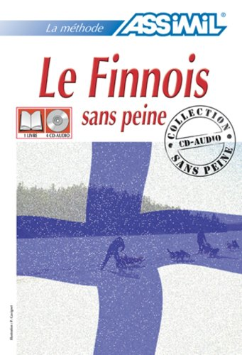 Assimil Language Courses - Le Finnois sans Peine - Finnish for French Speakers - book only (Multilingual Edition) (Finnish Edition)