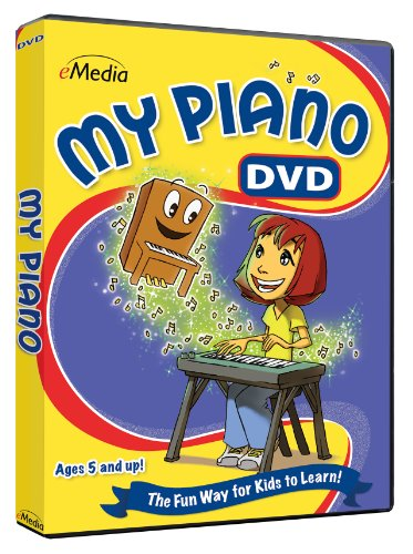 eMedia My Piano DVD - video by eMedia