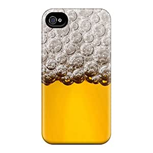 High Quality Shock Absorbing Case For Iphone 4/4s-the Beer
