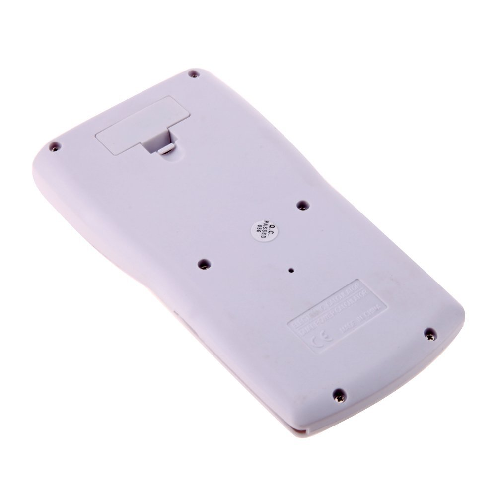 broadroot Desktop Taschenrechner 12/Digital Solar Taschenrechner Standard Elektronischer Taschenrechner Accounting Handheld f/ür Grundschule f/ür Office Home Schule D