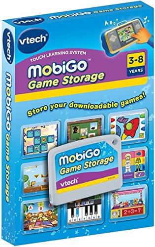 - VTech - MobiGo Software - Game Storage Cartridge