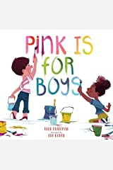 Pink Is for Boys Hardcover