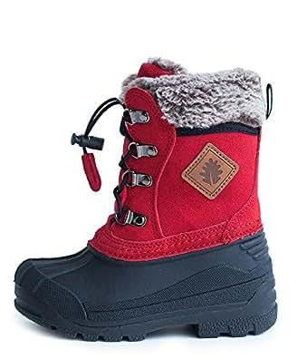 Amazon.com: Oakiwear Children's Winter Snow Boots (Toddler