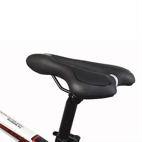 LKXZYX Sillín de Bicicleta Asiento Bici, Banda Asiento de ...