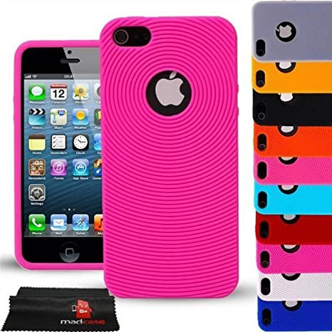 cover silicone iphone 5