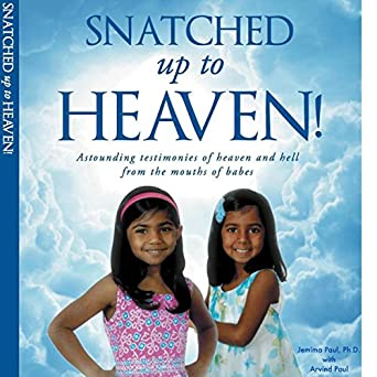 Amazon com: Snatched Up to Heaven! (Audible Audio Edition