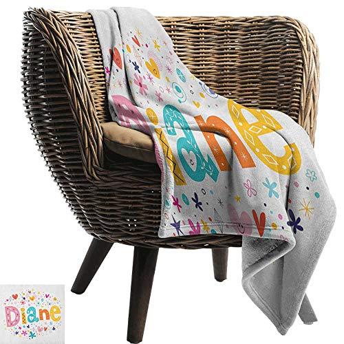 Amazon.com: Josepsh Diane,Digital Printing Blanket,Festive ...