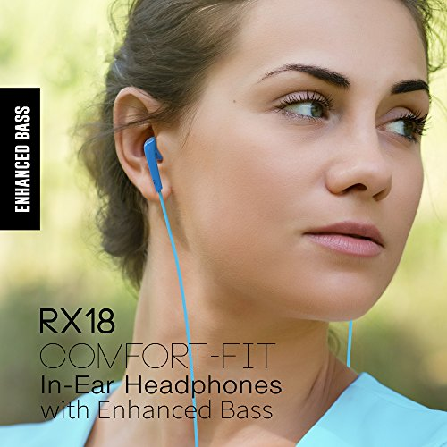 MEE-Audio-Rx18-Comfort-fit-In-ear-Headphones-with-Enhanced-Bass-Blue