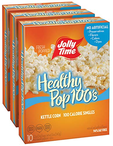 100 calorie popcorn kettle corn - 3