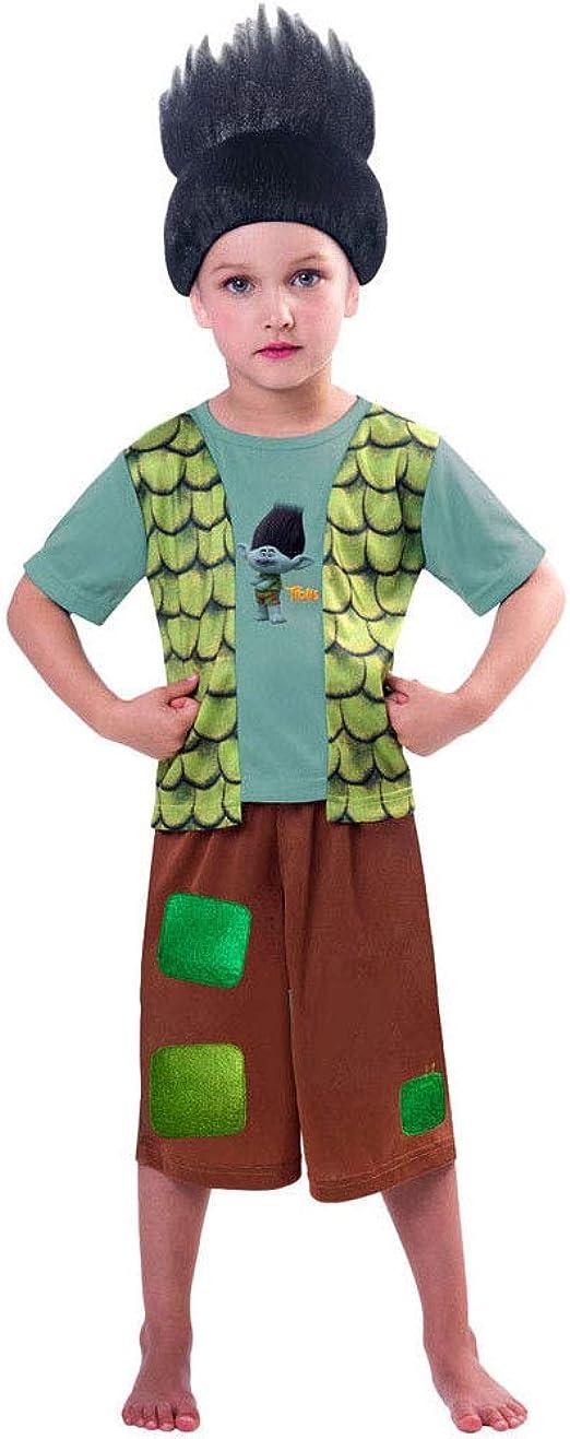 Child Boys Trolls Branch Costume: Amazon.es: Ropa y accesorios
