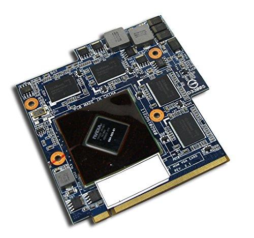 Original for Asus G G51 G60 G60V G51V Series G60VX G50VT G51VX Laptop MXM 3 GDDR3 1GB Graphics Video Card NVIDIA GeForce GTX 260M GTX260M VGA Board G92-751-B1 - 260m Nvidia Gtx Geforce