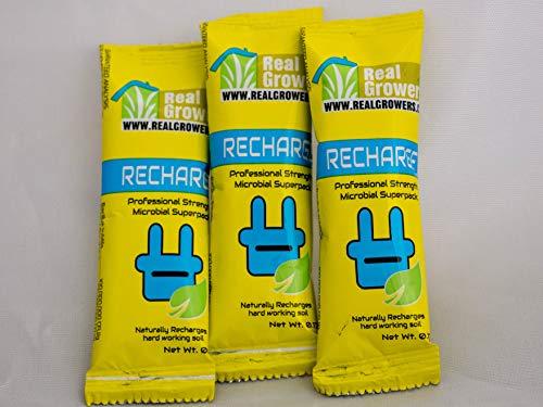 Recharge Biofertilizer 3pc Stick Packs