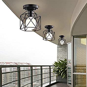 Amazon.com: Lámpara colgante vintage lámpara colgante ...
