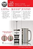 Espro 8 Ounce Vacuum Insulated Stainless Steel Press