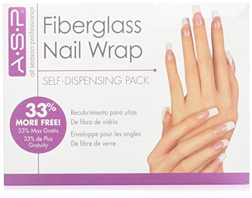 ASP Fiberglass Nail Wrap ()