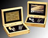 Police, Coach Whistle, Gift Set includes solid oak engraved gift box and Professional Quality Whistle