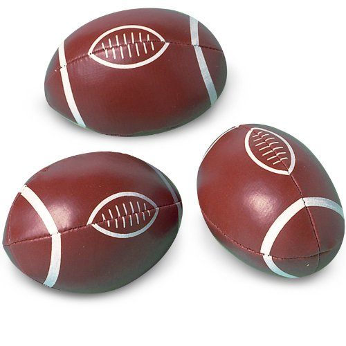 Soft Footballs (12 count)