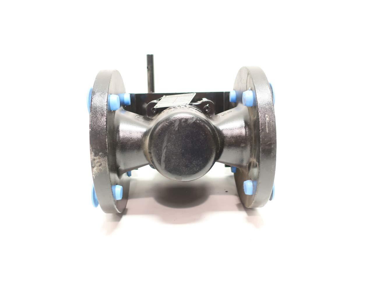 XOMOX 067 TUFLINE 150 Steel FLANGED 3IN Plug Valve R696882