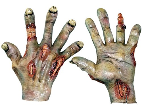 Ghoulish Productions Rotted Zombie Hands