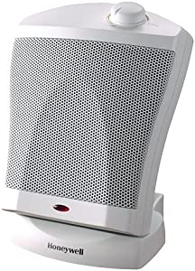 Honeywell Quick Heat Ceramic Heater #HZ-325