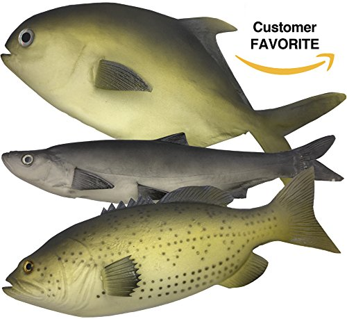 Artificial Fish Realistic Fake Fish Simulated Model The -1258