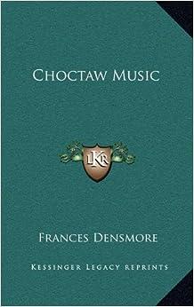 Book Choctaw Music