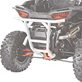 Polaris 2879450-133 White Low Profile Rear Bumper