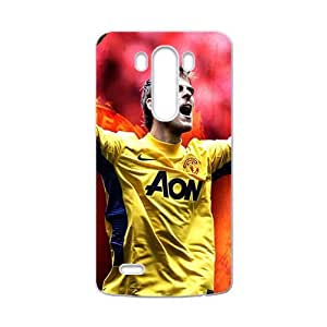 SANLSI MANCHESTER UNITED Premier Soccer Phone Case for LG G3