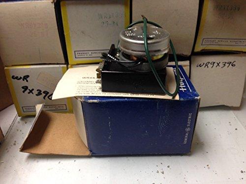 GE REFRIGERATOR DEFROST CONTROL TIMER WR9X396 .#GH45843 3468-T34562FD176441 (Ge Refrigerator Defrost Timer Control)
