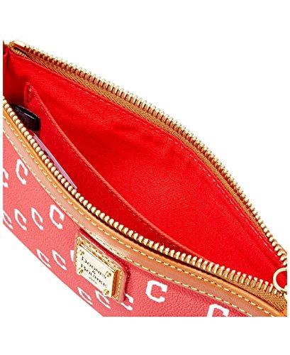 Dooney & Bourke, Borsetta da polso donna rosso Red