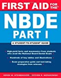 By Derek Steinbacher First Aid for the NBDE Part I (First Aid Series) (Pt. 1) (1st First Edition) [Paperback]