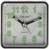 Casio TQ140-1B Tq140 Travel Alarm Clock - Black
