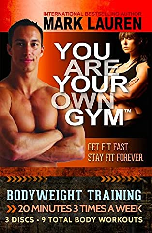 You Are Your Own Gym 3 DVD Set (At Home Workout Dvd)