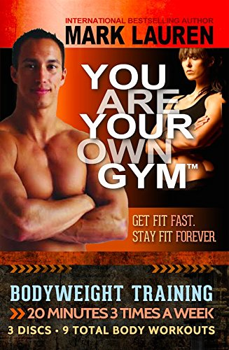 You Are Your Own Gym 3 DVD Set