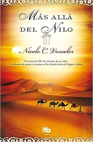 Book MAS ALLA DEL NILO - B DE BOLSILLO